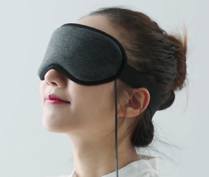 Graphene Heated Eye Mask for Dry Eyes USB Far-Infrared Eye Heating Cotton Pad