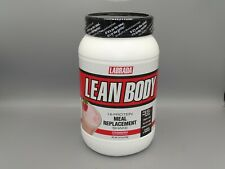 Labrada Nutrition Lean Body Hi-Protein Meal Replacement Shake, Strawberry