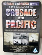 Crusade in the Pacific - 8 DVD Collectors Edition in Collectable Tin