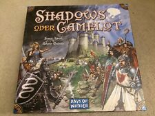 Shadows Over Camelot Complete Days Wonder Board Game