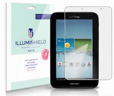 iLLumiShield Anti-Glare Matte Screen Protector 3x for Samsung Galaxy Tab 2 7.0
