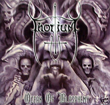 Thorium - ocean of blasphemy CD