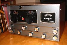 HUGE MANUAL -  ALLIED RADIO KNIGHT  Radio SERVICE MANUAL CD