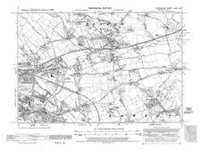 Devon 1930-1939 Date Range Antique Europe Sheet Maps