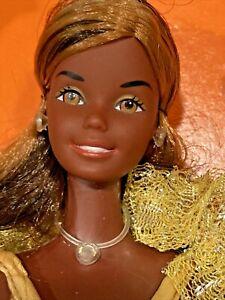 Vintage 1976 Superstar Christie Barbie #9950 African American MINT IN BOX!