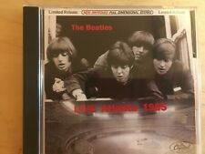 The Beatles LIVE in Atlanta  1965 CD Extremely Rare Recording QUALITY A++