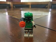 LEGO STAR WARS AUTHENTIC BOBA FETT MINIFIGURE CLOUD CITY 10123 RARE!