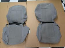 2011-2012 Nissan Altima 2.5 2.5S Sedan manual drivers OEM cloth seat cover set