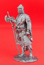 Chinese military chief Tin Figurine 54mm MINIATURE SOLDIER TOY FIGURE