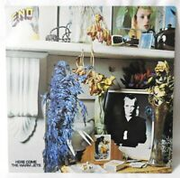 """BRIAN ENO """"Here Come The Warn Jets"""" (DEBUT) 1973 (Editions E.G/ENO1) EX/EX"""