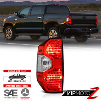 For 14-21 Toyota Tundra Left / Driver Side Replacement Brake Signal Tail Light