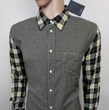 "New Paul Smith Mens Shirt Classic Fit Plaid Tattersall Check XL , 17.5"" RRP£139"