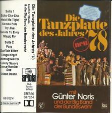 Günter NorisTanzplatte des Jahres '78  Instrumentalhits Big Band - MC