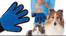 Tst True Touch Guanto Spazzola Cardatore Elimina Peli massaggiante per cani e GA