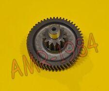 INGRANAGGIO DOPPIO INTERMEDIO Z14/52 MALAGUTI F12 AC-LC 1998/06 CODICE 74014200