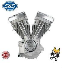 """S&S V80 LONG BLOCK ENGINE 80"""" MOTOR FOR 1984-99 HARLEY EVO 310-0232"""