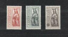 LIECHTENSTEIN, 1954 Marianisches Jahr 329-31 **, (28155)