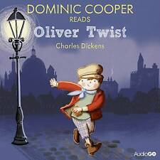 Dominic Cooper Reads Oliver Twist (Famous Fiction) by Charles Dickens (CD-Audio, 2013)