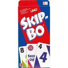 Mattel 52370 Skip-Bo - Juego de cartas