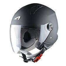Astone Helmets Minim-bml Casque Jet Mini Noir Mat L
