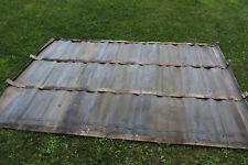 "NEW/OLD STOCK vintage John Deere 30 combine rubberized canvas apron 72"" x 102"""