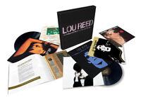 "Lou Reed : The RCA & Arista Albums Collection Vinyl 12"" Album Box Set 6 discs"