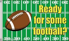 American Football Ready For Some Football NFL 5'x3' Flag !