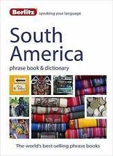 Berlitz Phrasebooks: Berlitz Language: South America Phrase Book and...