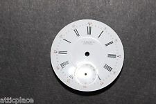 J. N. Brisson Special, Montreal Pocket Watch Dial 45.4mm White Enamel