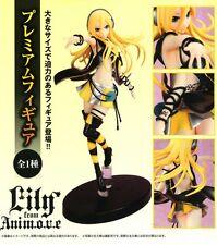 Anim.o.v.e Vocaloid Lily Large Premium Figure PM SEXY ANIME Avex FURYU Prize NEW