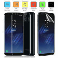 TPU Full Coverage Curved Cover Screen Protector Film For Samsung Galaxy S9 Plus