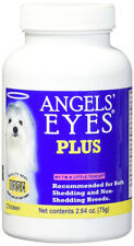 ANGELS' EYES PLUS - Natural Supplement for Dogs Chicken Flavor - 2.74 oz. (75 g)