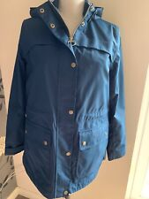 Ladies Barbour  Liberty Camden Jacket Navy Waterproof New With Tags UK SIZE 10
