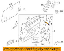 SUBARU OEM 06-09 Outback Front Door-Grip Handle Left 94237AG11A