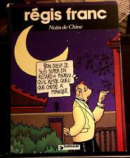 REGIS FRANC – Nuit de Chine (HB,  1982)
