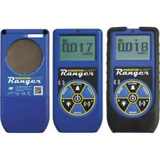 RADIATION ALERT RANGER Radiation Survey Meter,LCD,NIST