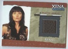 Xena Season 4 & 5 Case Incentive Costume Card R1