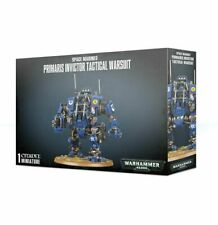 Games Workshop Warhammer 40K Space Marines Primaris Invictor Tactical Warsuit