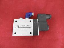 Menzel MS MV 3/2-A Wege Magnetventil