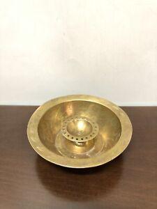 Antique Rare Islamic 20st Keys Talisman Magic Bowl Hand Engraved 18th Century