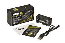 XTAR MC0 USB Battery Charger 3.7V Li-ion/IMR 10440/14500/16340/17500/18350/18500