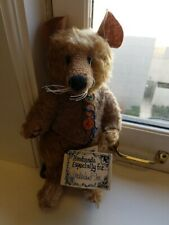 """9"""" Limited Edition Handmade Rat By Penny Noble """"Rathbone"""" 3/50"""
