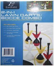 Eastpoint 2-In-1 Lawn Darts & Bocce Darts
