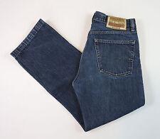 DIESEL Men's KRATT Button Fly Straight Leg Jeans 32 x 29 Made in Italy
