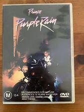 Purple Rain - Prince - DVD - Region 4