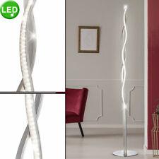 LED cristal lampadaire salon chambre vague lampadaire effet feuille feuille neuf