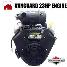 Briggs & Stratton 23HP Vanguard V-Twin Stationary Petrol Engine (H/D Air Filter)