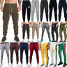 Men's Running Jogger Sweat Pants Gym Sports Tracksuit Bottoms Trousers Athletic