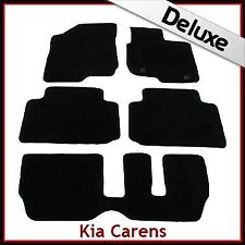 Kia Carens Auto (2007 2008 2009 2010 2011) Tailored LUXURY 1300g Car Mats
