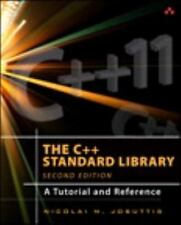The C++ Standard Library: A Tutorial and Reference by Nicolai M. Josuttis